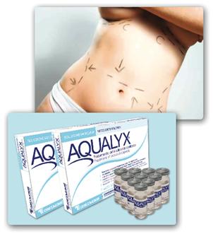 Aqualyx Bölgesel Zayıflama