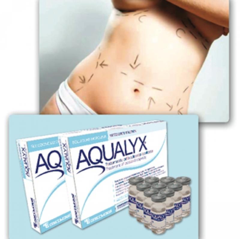 Aqualyx Ameliyatsız Bölgesel Zayıflama